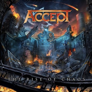 The Rise Of Chaos par Accept