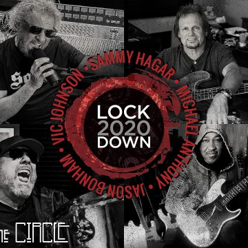Lockdown 2020 par Sammy Hagar & The Circle